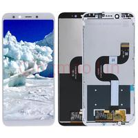 5.99 ''2160x1080 dla Xiao mi mi A2 6X wyświetlacz LCD ekran Digitizer ekrany dotykowe z ramki naprawy części w Ekrany LCD do tel. komórkowych od Telefony komórkowe i telekomunikacja na