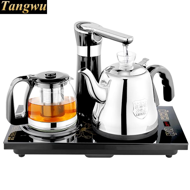 electromagnetic tea stove automatically comes to the kettle electric set, set is hot zury ultra twin 10 12 14 16 18 100