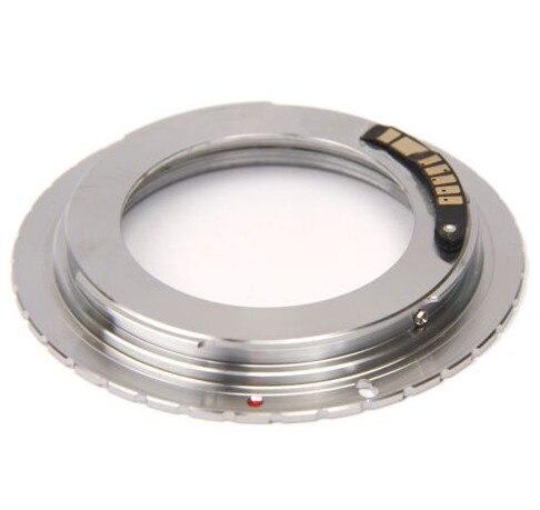 1 pz/lotto af conferma mount adapter per m42 lens per fotocamera canon eos ef