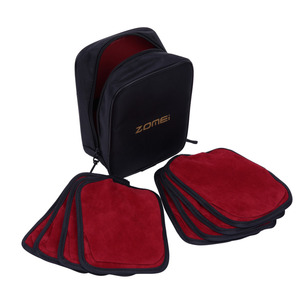 Image 3 - ZOMEI Waterproof 16pcs Pockets Camera Filter Bag Wallet Case Pouch For 100x150mm 100x100mm ND Filters Pouch