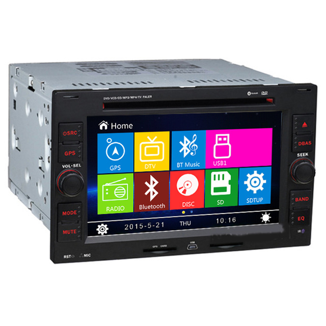 free shipping car dvd player gps navigation system for. Black Bedroom Furniture Sets. Home Design Ideas