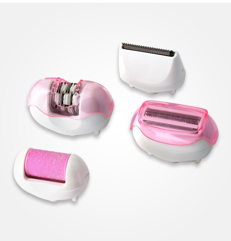 New-4-in-1-kemei-Multifunctional-Electric-shaver-Rechargeable-Women-Epilator-Hair-Removal-body-Foot-Care (1)