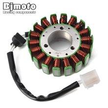 Bjmoto bobina de statação de ignição, para motocicleta suzuki gsxr600 gsxr750 gsxr1000 gsxr GSX R 600 750 1000 2000 2001 2002 2005
