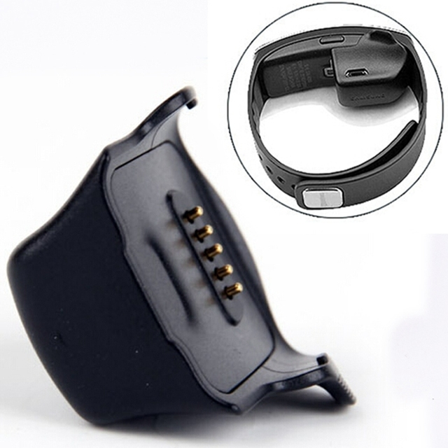 241f24bb399 Hot sale smartwatch carregamento micro usb doca carregador berço para samsung  galaxy gear fit r350 smart