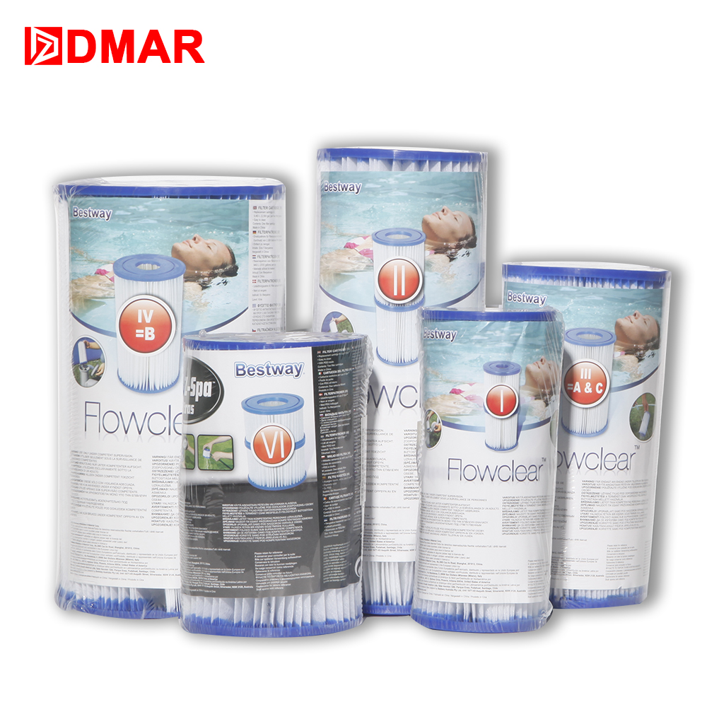 DMAR Swimming Pool SPA Water Filter Cartridge Type 29000 Special-purpose Cleaner Element Bathing Pool Accessories 2018 New