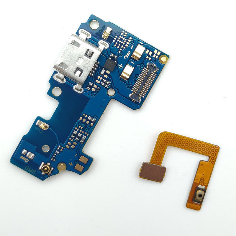 For General Mobile GM8 Charger Charging Flex USB Dock Connector Port + Power Flex Cable(China)
