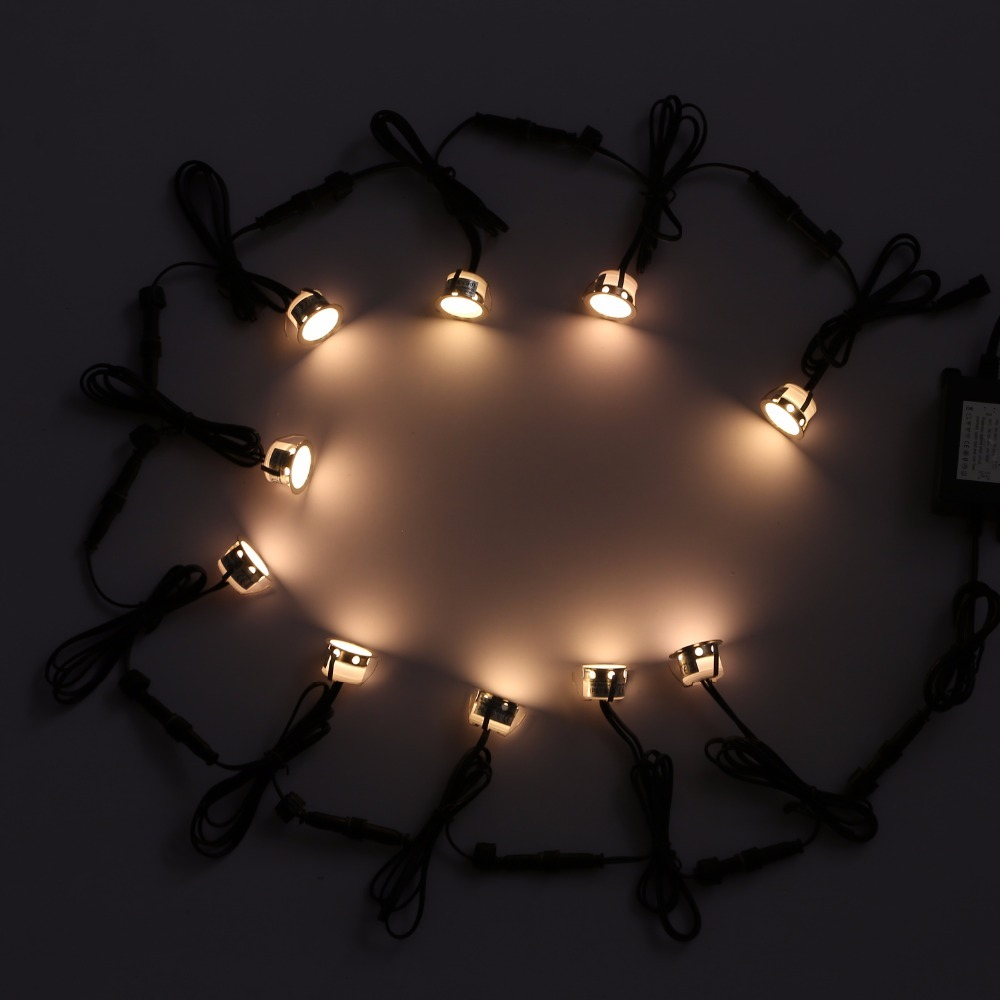 LEVOU Luzes do Convés IP67 Luminária de