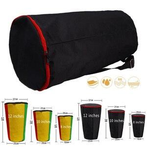 African Drum Bag Package Shoul