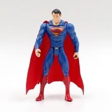 1pcs superhero Avengers Iron Man Hulk Captain America Superman Batman Action Figures