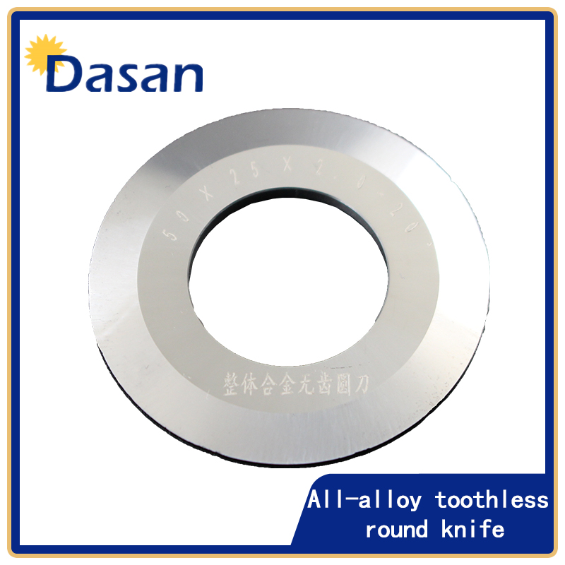 1PCS Round Saw Blade Solid Carbide Circular Slitting Saw 50*25*2.0-20degree NoTeeth Milling Cutter Metal Grooving Tool Sharpener best price mgehr1212 2 slot cutter external grooving tool holder turning tool no insert hot sale brand new