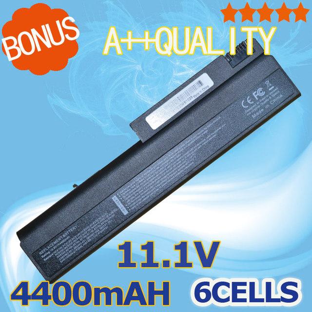 6 células bateria do portátil para hp notebook 6710b 6910 p 6715 s nc6110 nc6230 nc6400 nc6140 nx6105 nx6115 nx6130 nx6310 nx6320