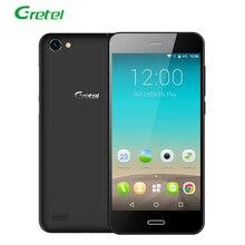 Гретель A7 3 г смартфон Android 6.0 MTK6580 4 ядра 1 + 16 ГБ 4.7 дюймов 1280*720 HD 8MP 2000 мАч дешевые разблокировки сотовых телефонов телефон