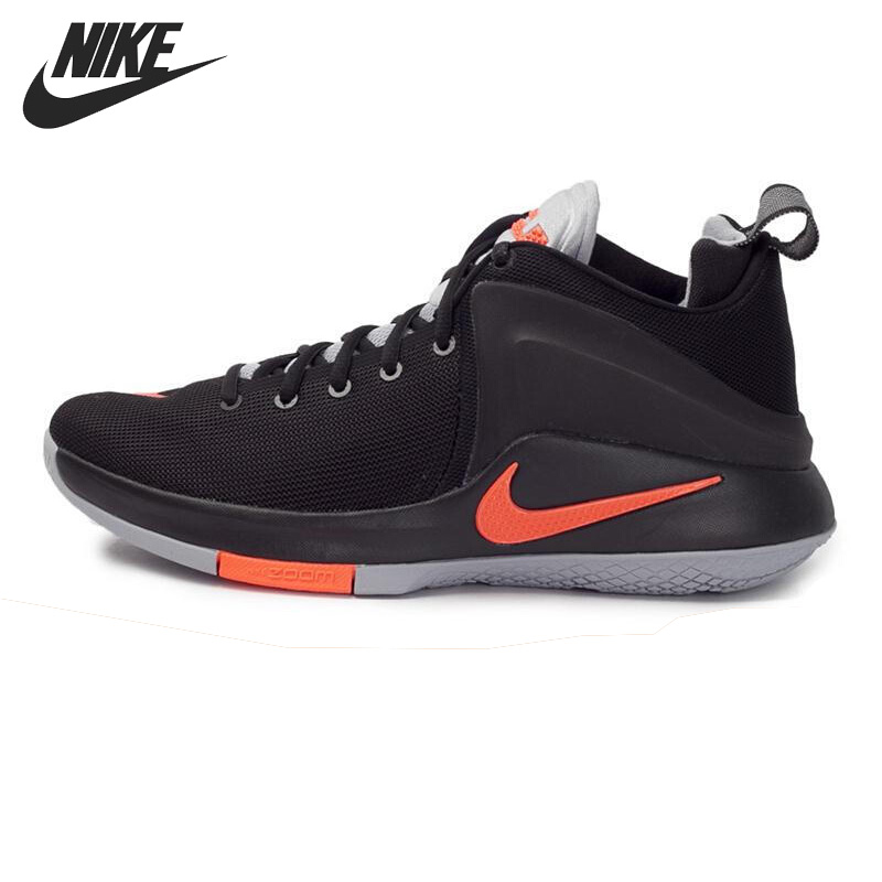 Original New Arrival 2018 NIKE ZOOM WITNESS EP Men's Basketball Shoes Sneakers купить недорого в Москве
