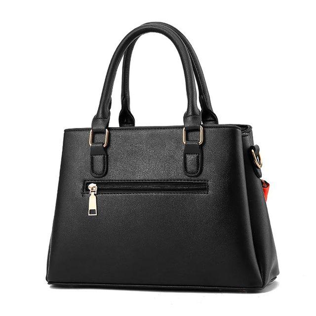 Fashion elegant shoulder bag women 2019 new designer simple handbags women bags sweet messenger crossbody women bag