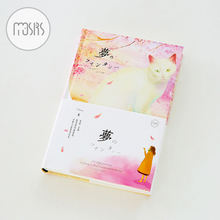 New school Diary planner A5 notebook paper 112 Sheets hand book hardcover Cute Planners Office School Supplies Gift
