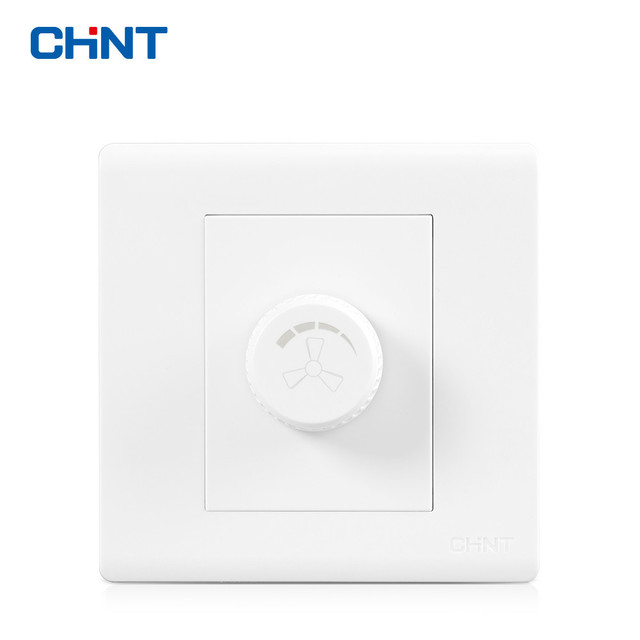 Chint electric 86 type white switch socket panel new7d ceiling fan chint electric 86 type white switch socket panel new7d ceiling fan wall switch adjust speed switch aloadofball Choice Image