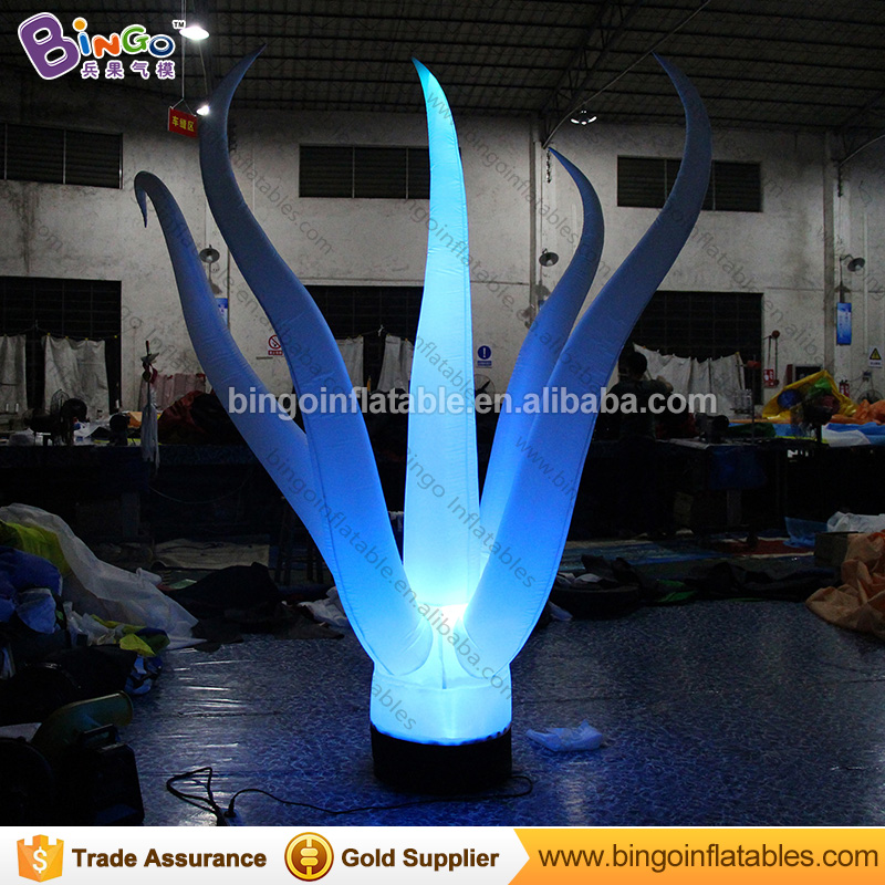 popular catch eyes 2.4mH inflatable led seaweed water plants for stage decoration,8ft tall LED lighting air inflatable plants popular catch eyes 2.4mH inflatable led seaweed water plants for stage decoration,8ft tall LED lighting air inflatable plants