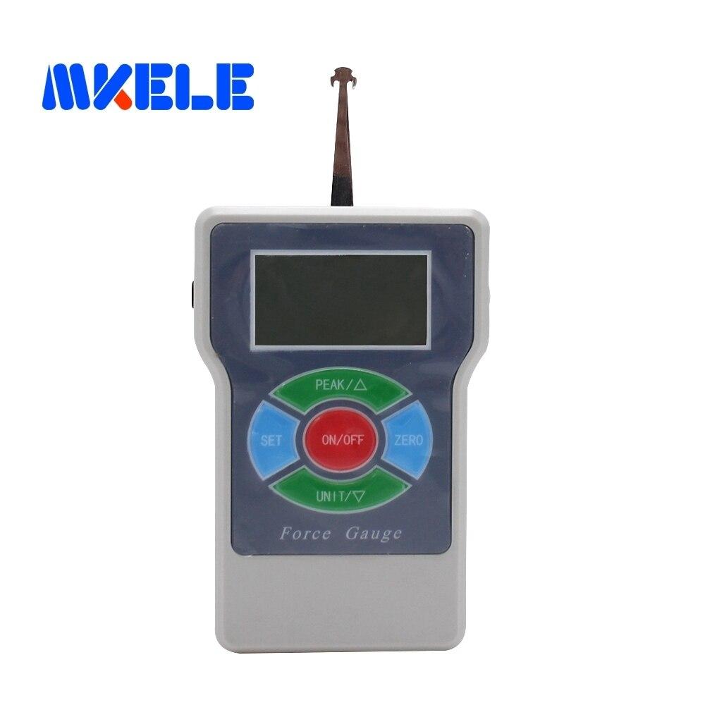 SEM-20Y Digital Tension Meter Measuring Tool Push Pull Force Instruments Gauge цены
