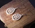 Сладкий oorbellen женщины жемчужина небольшой ювелирные изделия минималистский букле d oreille orecchini донна hombre pendientes boucles d'oreilles