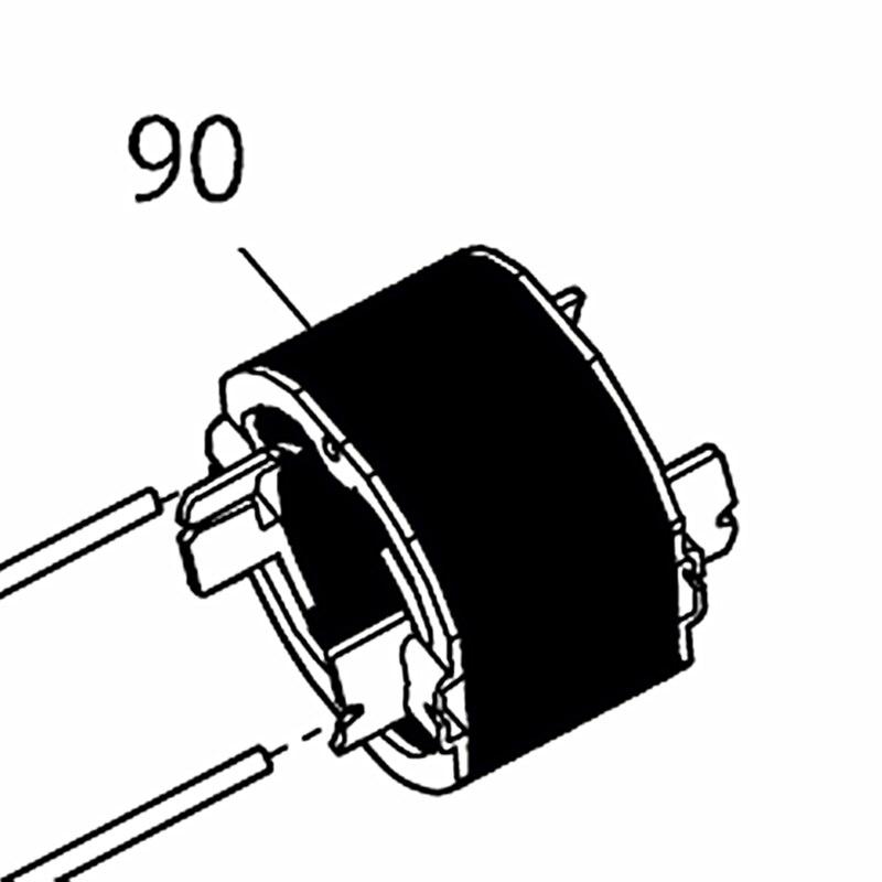 AC220V JM23000104 Stator Field Replace for Makita M2300BAC220V JM23000104 Stator Field Replace for Makita M2300B