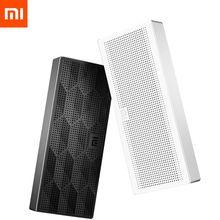 100% D'origine Xiaomi Mi Bluetooth Haut-Parleur Portable Sans Fil Mini Boîte Carrée Bluetooth 4.0 Haut-Parleur pour I-Téléphone et Android Téléphones