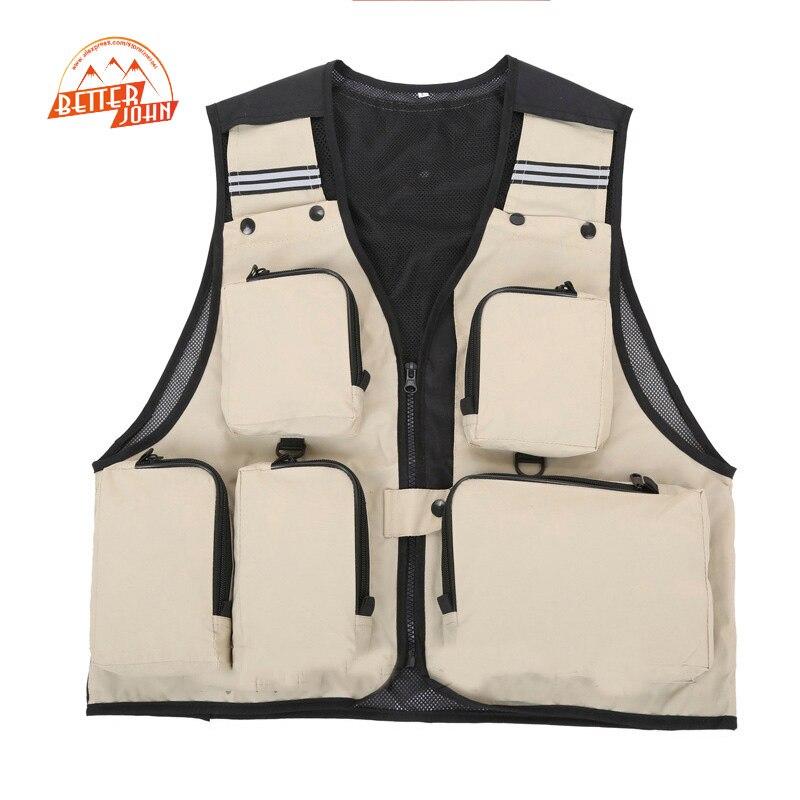 Āra sporta apģērbs Makšķerēšanas veste Vasaras - Makšķerēšana