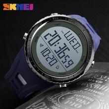 SKMEI Relogio Masculino Sports Watches Men Digital Wristwatch Big Dial Outdoor Countdown Chronograph Shock Waterproof  Watch New