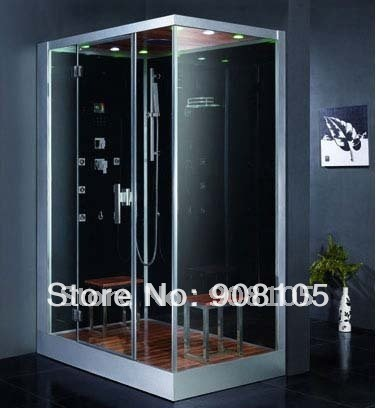 2016 Hot sales Free customer Logo ETL certificate/steam shower house/steam sauna/steam showers enclosure/wholesale