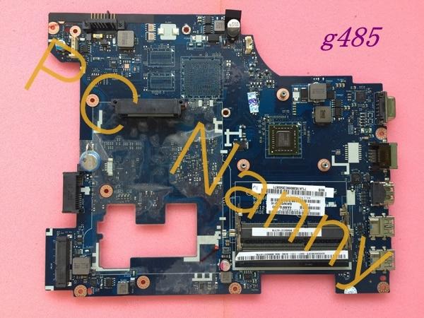 QAWGE LA-8681P Rev 1.0 motherboard for lenovo ideapad G485 14 inch laptop main board DDR3 AMD EM1800 CPU tested