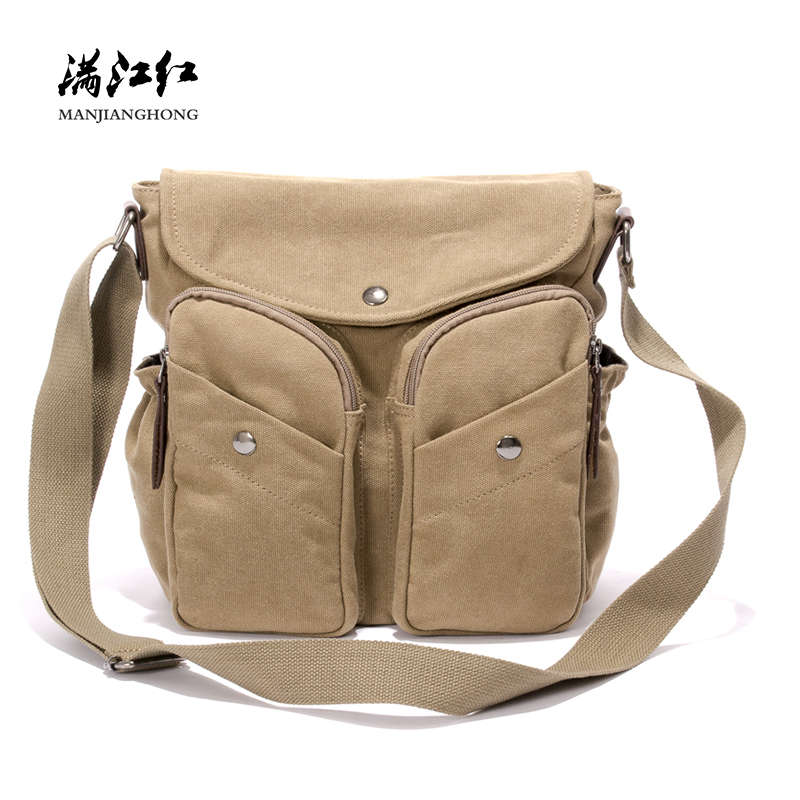 High Quality Fashion Canvas Crossbody Bags For Men Vintage Men Messenger Bags Casual Crossbody Shoulder Bag Male Satchel 1357 стоимость