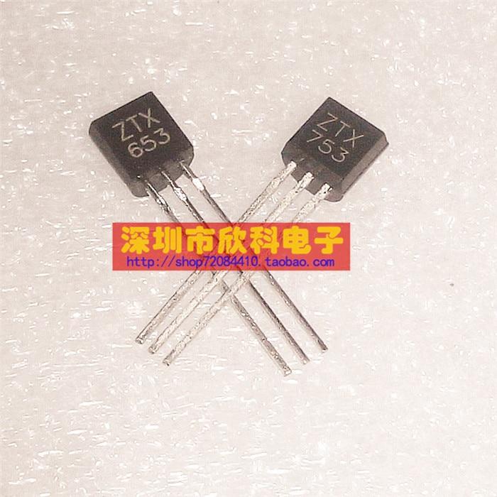 ZTX653   TRANSISTOR  TO-92