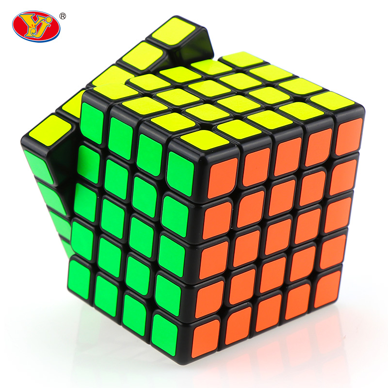 5 5 5 Magic Cube Classic Magic Toy Cube 5x5 Puzzle Speed Cube Colorful Learn Educational