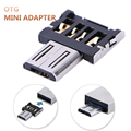 Hot USB 2.0 Micro USB OTG Converter Adapter For Samsung Xiaomi HTC HuaWei Andriod Tablet PC