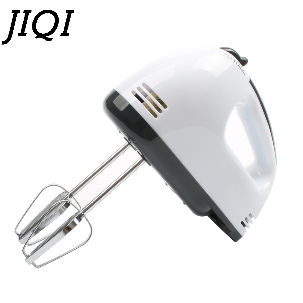 JIQI Electric Hand Mixer with 7 level speed Made of ABS and Stainless Steel for Blending and Whisking 3