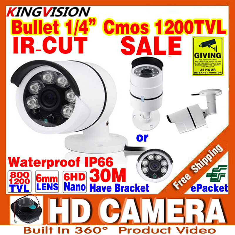 New Nanometer Real HD 1/3cmos 8/1200TVL ahdl Cctv Security Camera Outdoor Color IP66 Waterproof IRCUT Infrared Night Vision 40m hd security cctv ahdl camera 1 3cmos 800 1200tvl video waterproof ip66 night vision ircut indoor dome surveillance 48led upgrade