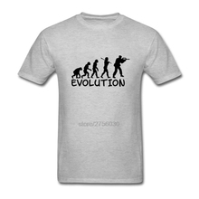 b73f957fd4 MILITARY Evolution Of A Soldier T Shirt Men's Special Air Service US Marines  SAS Army USMC