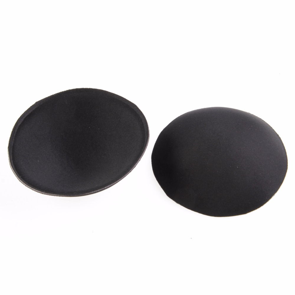 Hot! Fashion Saxy Natural Color Removable Breast Enhancer Form Push-up Pads Bra Bikini Swimsuit Inserts Foams-448E