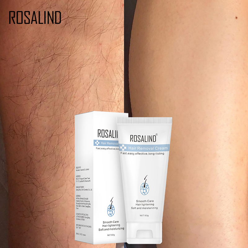 Shaving & Hair Removal Rosalind Hair Removal Cream Underarm Hand Leg Body Painless Effective Depiladora Facial Hair Remover Lightening Smooth Care Preventing Hairs From Graying And Helpful To Retain Complexion