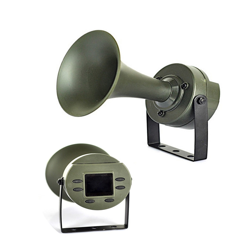 купить Outdoor Bird Caller MP3 Player CP395 Hunting Decoy Bird Sound Speaker Loudspeaker Built-in 182 Sounds недорого