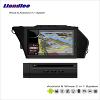 Liandlee Car Android Multimedia Stereo For Mercedes Benz GLK Class X204 2008~2014 Radio CD DVD Player GPS Navigation Audio Video