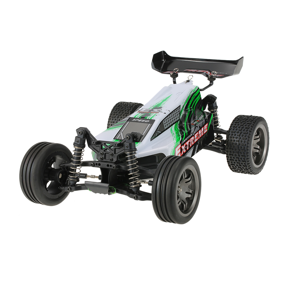 Original WLtoys A303 2.4GHz 2WD 1/12 35km/h Brushed Electric RTR Off-road RC Car Remote Control Vehicle Toys huanqi 739 high speed rc cars 1 10 scale 2 4g 2wd 42km h rechargeable remote control short truck off road car rtr vehicle toy