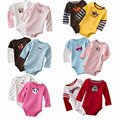 Baby Romper Long Sleeve Cotton Baby Boys Girls Romper Baby Wear Jumpsuits Baby Clothing Body Suits
