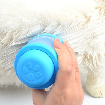 Bath Dog Wash Shower Head Spray Dog Shampoo Dog Bathing Tool Comb Cleaning Bath Massage Cat SPA Brush Multifunction Silicone 3