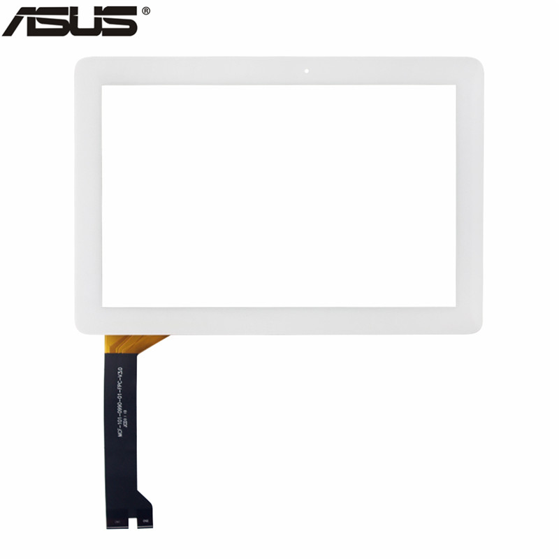 цены Asus ME102 Touchscreen Black/White Touch Screen Panel Glass Digitizer Lens repair For Asus MeMO Pad 10 ME102 ME102A Touch panel