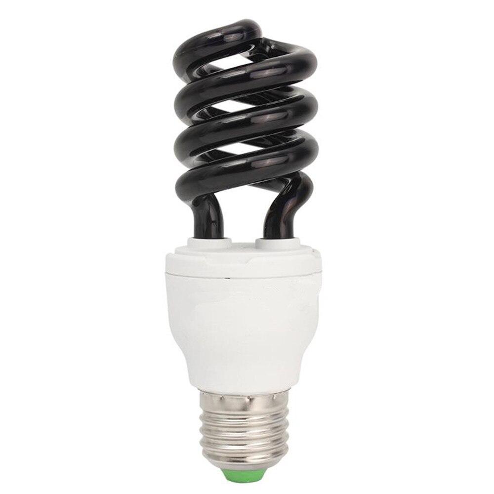 E27 UV Light Bulb AC220V 30W/40W  UV Ultraviolet Fluorescent Light Bulb Lamp Energy Saving