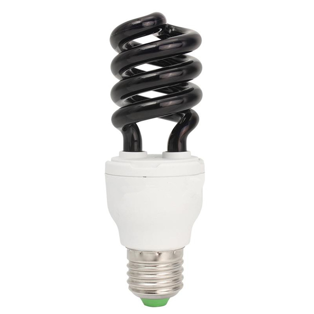 E27 UV <font><b>Light</b></font> Bulb AC220V 30W/40W UV Ultraviolet Fluorescent <font><b>Light</b></font> Bulb Lamp Energy Saving image
