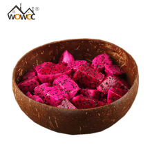 WOWCC 1pc Vintage Natural Coconut Shell Bowl Eco-friendly Ice Cream Bowls Creative Fruit Bowl  sc 1 st  AliExpress.com & Buy antique fruit bowl and get free shipping on AliExpress.com