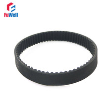 5pcs HTD 3M 213 231 420 Timing Belt 10/15mm Width 71 77 140 Toothed Gear Belt HTD3M-213 3M-231 3M-420 Synchronous Pulley Belt