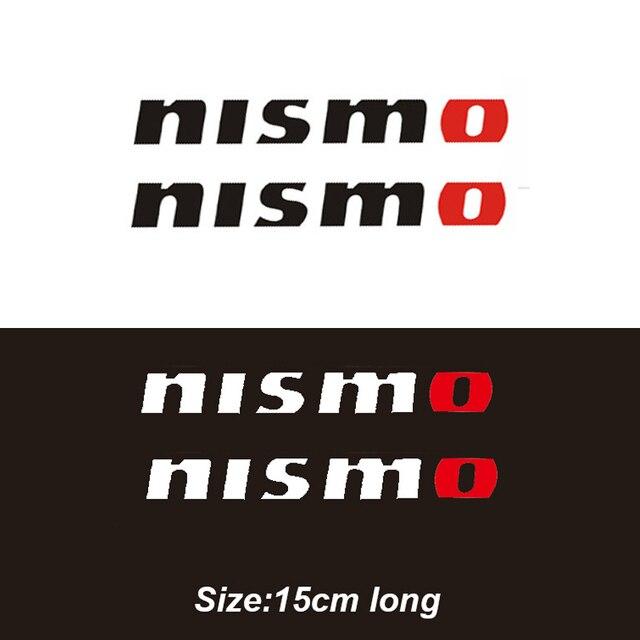 Autocollant Oracal de voiture windows | Autocollant Oracal de voiture pour Nissan Tiida Sunny QASHQAI MARCH LIVINA TEANA, 2 pièces
