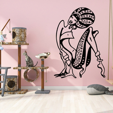 Artistic Sexy Girls Wall Sticker Home Decoration Decor Living Room Bedroom Removable Art Decal